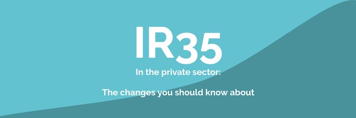 Changes to off-payroll working (IR35) rules from April 2020