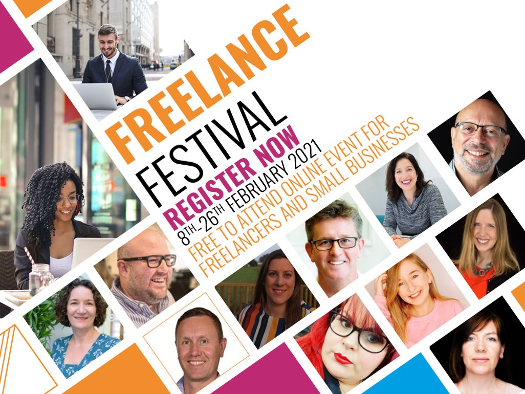 Taxevo's Director, Marc Seymour to be a guest speaker at The Freelance Festival 2021